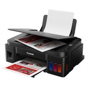 Multifuncional Tanque de Tinta Canon Mega Tank G3110 Wireless - Impressora, Copiadora, Scanner | R$782