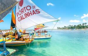 Pacote Aéreo + Hotel Porto de Galinhas + Maragogi - Segundo Semestre 2021 - R$999