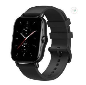 Relogio Smartwatch Xiaomi Amazfit Gts 2 A1969 Midnight Black Preto R$1099