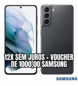 Smartphone Samsung Galaxy S21 128GB | R$4389