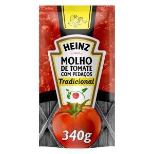 (Cliente Ouro) Molho Heinz Tradicional 340g | R$1,63