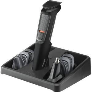 Barbeador/Aparador de pelos Philips Multigroom MG3712 | R$110