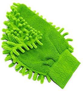 [PRIME] Luva Em Microfibra Dupla Face Limpeza E Polimento 100% Poliester | R$13