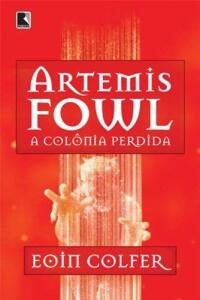 Livro Artemis Fowl: A colônia perdida | R$10