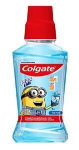 [PRIME + REC] Enxaguante Bucal Colgate Plax Kids Minions 250ml | R$8