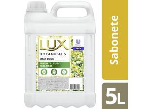 Sabonete Líquido para as Mãos Lux Botanicals - Erva-Doce 5L | R$23