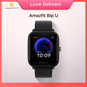 Smartwatch Xiaomi Amazfit Bip U   R$373