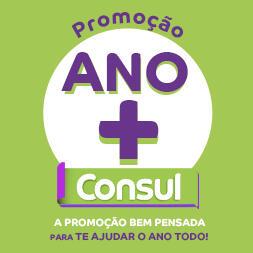COMPRE CONSUL E RECEBA DE VOLTA R$150*