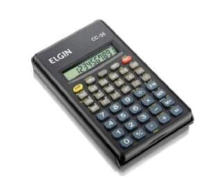 Calculadora Científica 56 Funções 42CC56-Elgin | R$17