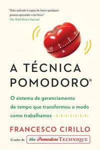 Livro - A Técnica Pomodoro | R$15