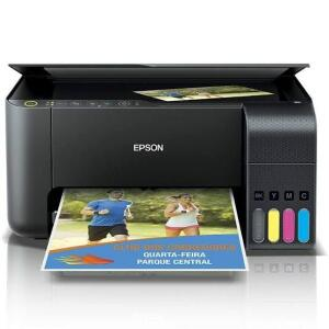 [APP] Multifuncional Tanque de Tinta Epson EcoTank L3110   R$899
