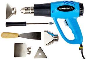 [PRIME] Soprador Térmico com Kit, Gamma Ferramentas G1935K/BR1, Azul | R$95