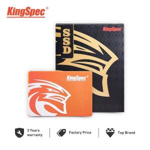 SSD KingSpec 2.5 SATAIII 720GB - R$359