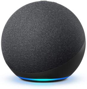 Smart Speaker Amazon Echo 4ª Geração   R$395