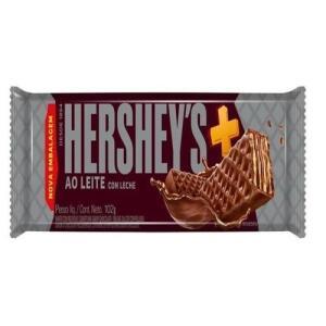 [30% de AME] 5x Hershey's Mais ao Leite | R$15