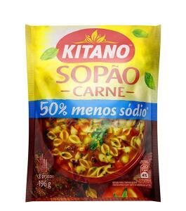Sopão de Carne Kitano 196g | R$3