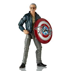 [Prime] Boneco Marvel Legends Stan Lee - E9658 - Hasbro R$ 142
