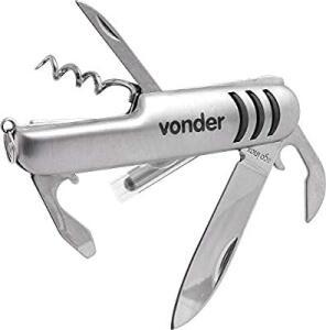 [PRIME] Canivete Multiuso Vonder | R$19