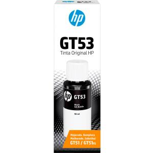 Garrafa de Tinta HP GT53 Preto, 1VV22AL (Substitui o GT51) | R$23