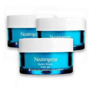 [Prime+Recorrência] 3 Unid | Hidratante Facial Neutrogena Hydro Boost Water Gel 50g | $110