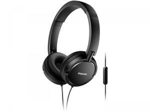 Headphone Philips Upbeat SHL5005/00 - com Microfone Preto - R$ 57