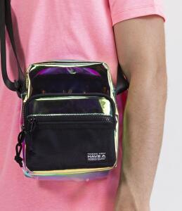 Bolsa Mini Bag Holográfica | R$40