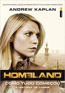 Livro - Homeland. Como Tudo Começou - Volume 1 | R$5