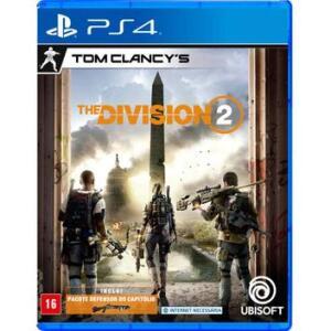 Jogo: Tom Clancys The Division 2 - PS4 | R$55