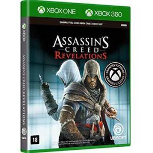 Jogo Assassin's Creed: Revelations - Xbox 360 e Xbox One | R$50