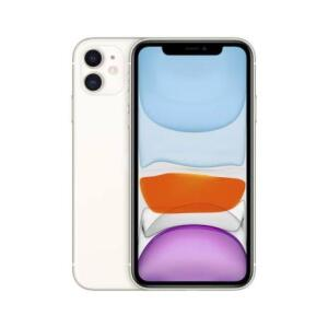 "[CC Luiza] iPhone 11 Apple 64GB Branco 6,1"" 12MP iOS | R$3.978"