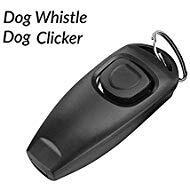 Apito e Clicker para Adestramento de Cães