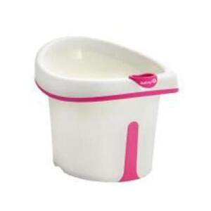 Banheira Bebê Bubbles Pink Rosa - Safety 1St | R$215