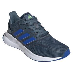 Tênis Infantil Adidas Runfalcon K - Azul Royal e Azul | R$ 112