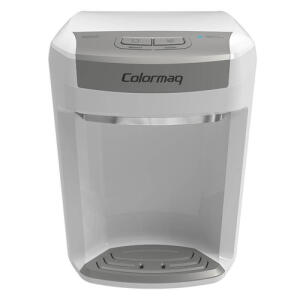 [AME R$374] Purificador de Água Eletrônico Colormaq 66W Branco Bivolt | R$382
