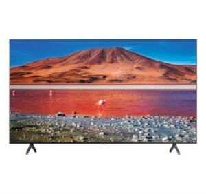 Smart TV 50´ 4K UHD Samsung, 2 HDMI, 1 USB, Wi-Fi, Bluetooth, HDR - LH50BETHVGGXZD | R$ 2299