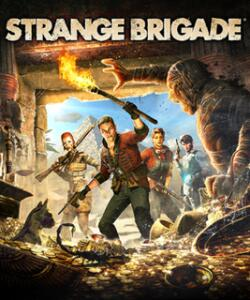 [PS4] Strange Brigade - R$21