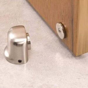 Fixador prendedor de porta magnético polido - Evolução Inox R$28