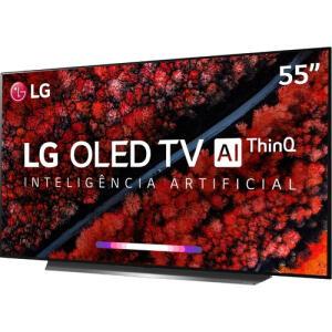 "Smart TV OLED 55"" LG R$5999"