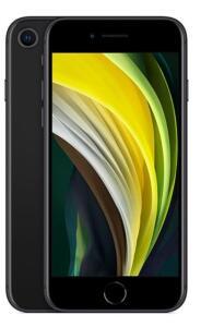 "iPhone SE Apple 64GB Preto, Tela de 4.7"",Câmera de 12MP, iOS - R$2618"