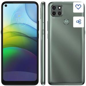 "Smartphone Motorola Moto G9 Power Verde Pacífico 128GB, 4GB RAM, Tela de 6.8"" - R$1529"