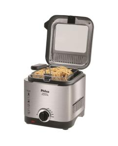 [APP] Fritadeira Óleo Philco Deep Fry 1,8L - Inox | R$ 198