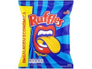 [6 uni.] Batata Ruffles 167g - R$6
