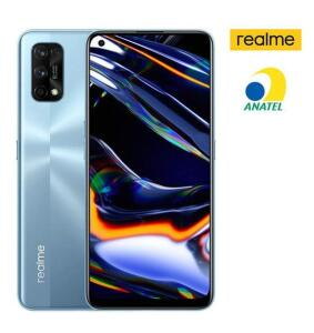 "Smartphone realme 7 Pro Dual Chip Tela 6,4"" - R$2299"