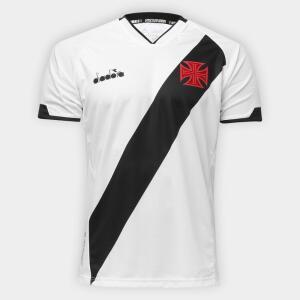 Camisa Vasco II 20/21 s/nº Torcedor Diadora Masculina | R$68