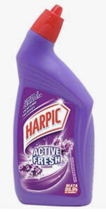 [PRIME + Rec] Desinfetante Sanitário Harpic Active Fresh Lavanda, 500ml | R$4,74