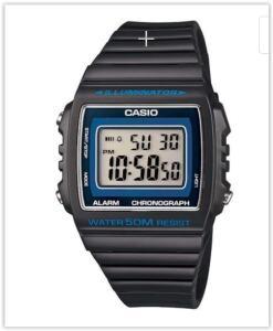 Relógio Masculino Digital Casio W-215H-8AVDF - Preto | R$ 110