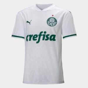 Camisa Palmeiras II 20/21 Puma Masculina   R$136