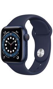 Apple Watch Serie 6 40mm GPS/Caixa de Alumínio Azul   R$3009