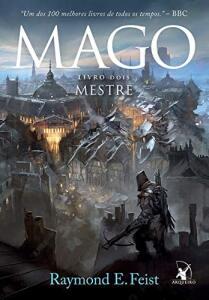 Livro Mago: Mestre - Volume 2   R$ 7