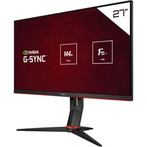 "[REEMBALADO] Monitor LED 27"" Gamer Aoc 27G2/BK G-SYNC,144hz IPS, 1ms | R$ 1690"